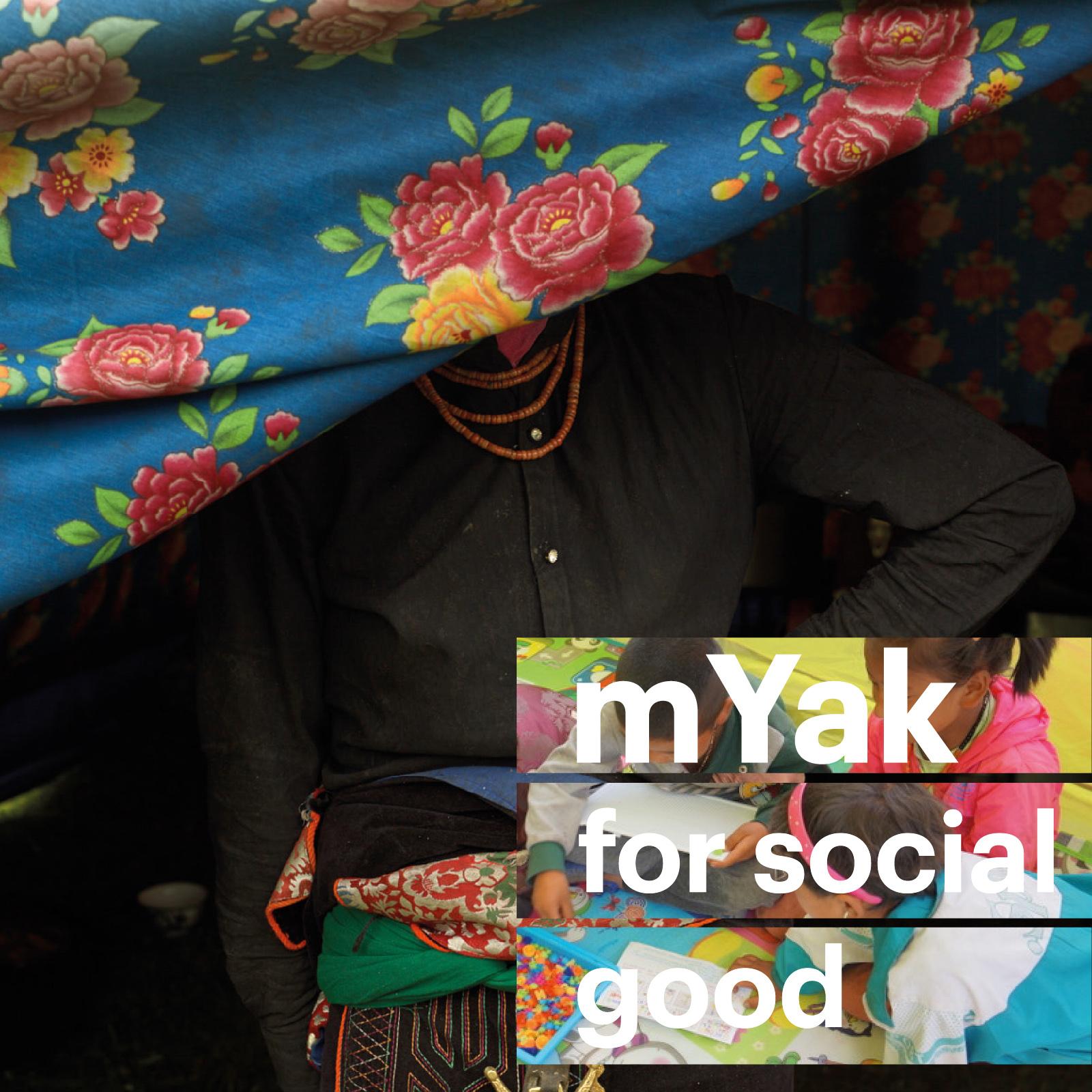 mYak For Social Good