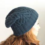 Little Burr Hat by Sarah Solomon