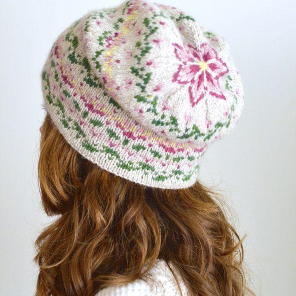 mYak Posey Hat by Sarah Solomon