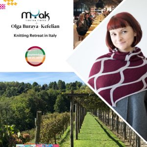 mYak Knitting Retreat