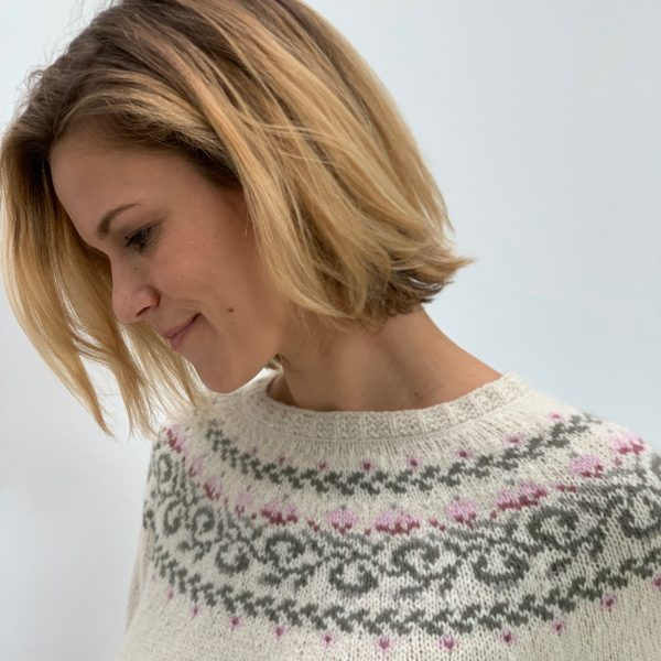 mYak Sweet Briar Sweater by Sarah Solomon