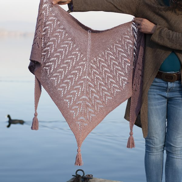 Farnese Shawl_shown