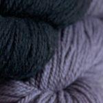 Midnight Blue / Lavender