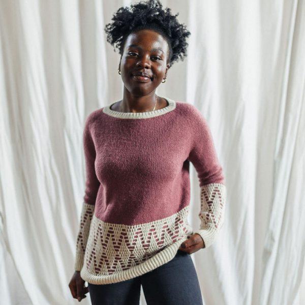 mYak Espalier Sweater Making-Stories