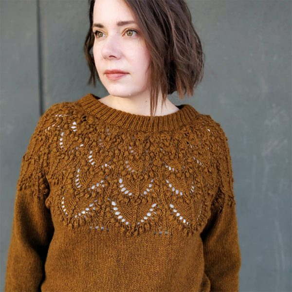 mYak Seleste Sweater by Sari Nordlund