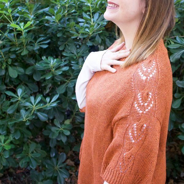 Asè Sweater by Valentina Cosciani