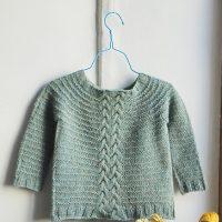 Carmencita Sweater by Lucia Ruiz