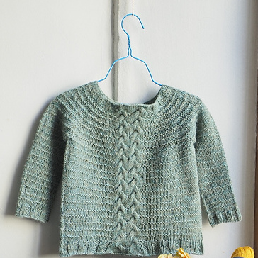 Carmencita Sweater by Lucia Ruiz