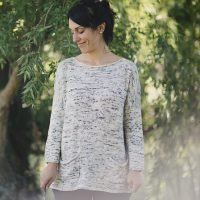 Pebble Tunic by Joji Locatelli