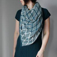 The Islander Shawl by Melanie Berg