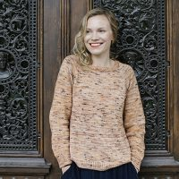 Mon Manet Light Sweater by Jonna Hietala