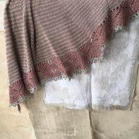 mYak Cladonia Shawl by Kirsten Kapur