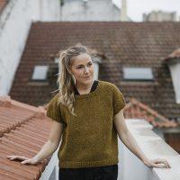 Nuuk Sweater by Jonna Hietala