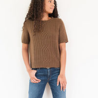 Hatcher Sweater by Julie Hoover