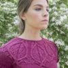 Ladybug Sweater by Norah Gaughan
