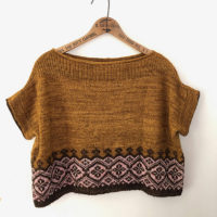 mYak Navelli Pullover by Caitlin Hunter