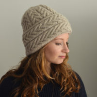 Tramontana Hat by Sarah Solomon