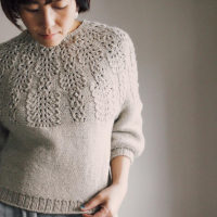Whitehorse Sweater by Caitlin Hunter