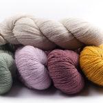 Wild Daisy / Salvia Argentea / Cherry Blossom / Peony / Calendula