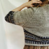 mYak_Nordiska Pullover by Caitlin Hunter