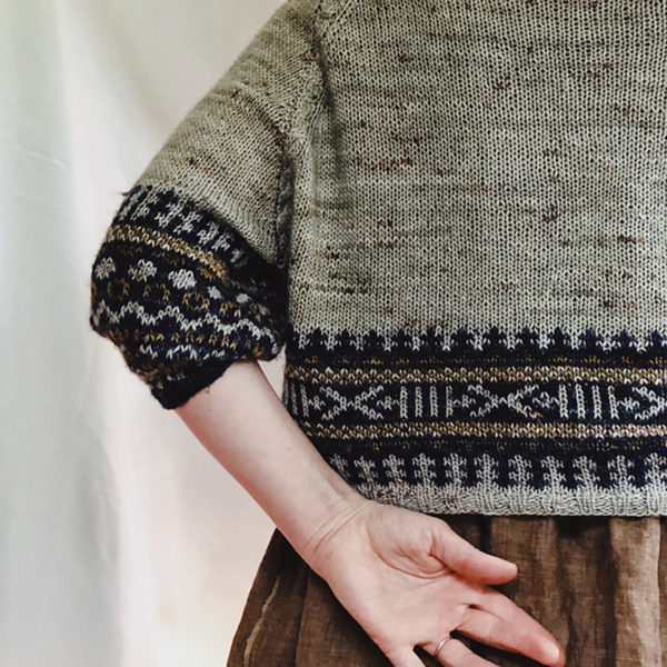 Nordiska Pullover by Caitlin Hunter