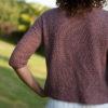 mYak Bari Tee Sweater by Sarah Solomon