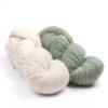 mYak_Skeins-Tibetan-Cloud_Wild-Daisy-Salvia-Argentea