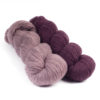 mYak Skeins Baby Yak Lace Dusty Pink Night Flower