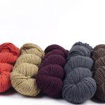 Saffron / Ochre / Burgundy / Tibetan Sky / Chocolate
