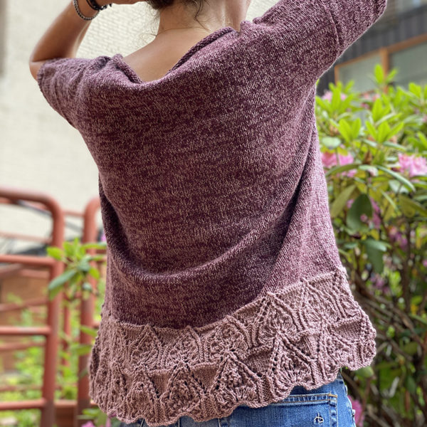 mYak Tegna Sweater by Caitlin Hunter