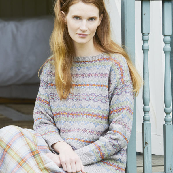 mYak Lhasa Sweater by Marie Wallin