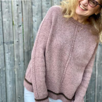 mYak Forager Sweater by Isabell Kraemer