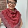 mYak Andrea's Shawl by Kirsten Kapur
